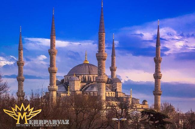 مسجد آبي استانبول